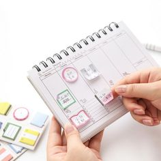 Fresh Style Schedule Marker Self Adhesive Memo Pad Sticky Notes Post It Bookmark School Office Supply-in Memo Pads from Office & School Supplies on Aliexpress.com | Alibaba Group