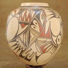 native pottery
