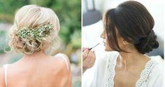 Peinados para novia, ¡elige el tuyo!
