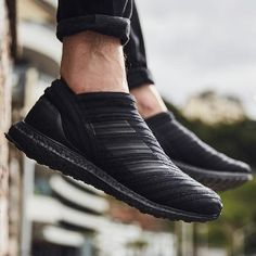 the latest 85038 7a72f Cheap Adidas Ultra Boost X Nemeziz Tango 17 Triple Black Shoes Sale Adidas  Schuhe, Schwarze