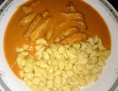 Paprika-Rahm-Geschnetzeltes - Rezept - ichkoche.at