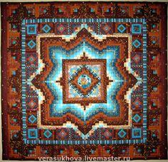 Купить Лоскутное одеяло СВЕТ МОЙ, ЗЕРКАЛЬЦЕ покрывало лоскутное - лоскутное одеяло, лоскутная техника