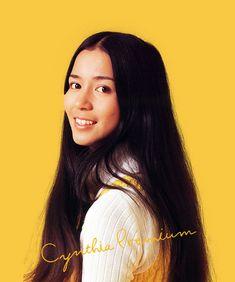 Saori Minami,singer.  南沙織 歌手デビュー35周年記念商品「Cynthia Premium」