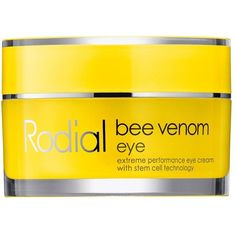 Rodial Bee Venom Eye Cream 25ml (18555 RSD) ❤ liked on Polyvore featuring beauty products, skincare, eye care, rodial, rodial skin care, dark circle eye treatment and rodial skincare