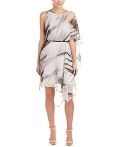Rue La La — Halston Heritage Shift Dress