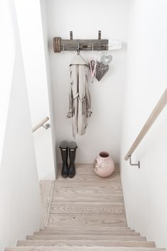 Chic hallway