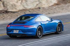2014 Porsche 911 Carrera 4 GTS