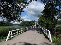 Welcome to Seurasaari Helsinki, Garden Bridge, Finland, Outdoor Structures, Culture