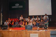 Ya estamos por comenzar #TEDxUCES, recuerden que pueden verlo en vivo en http://TEDx.UCES.edu.ar/