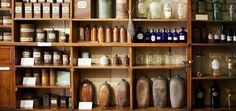 Back in the olden days (and even in the not-so-olden past and present homesteading days), a stillroom was a necessity in every rural home. This was a designated space (think a modern-day pantry of
