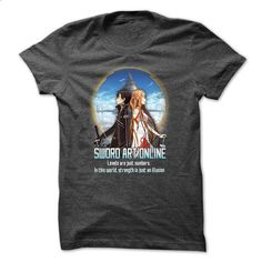 Anime T-Shirt - Sword Art Online - Levels Are Just Numb - #tshirt upcycle #hoodie refashion. I WANT THIS => https://www.sunfrog.com/Movies/Anime-T-Shirt--Sword-Art-Online--Levels-Are-Just-Numbers.html?68278