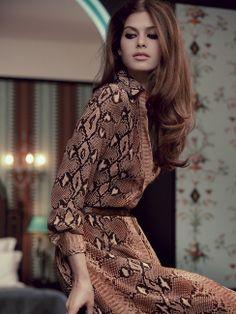 Belle de jour - Série mode ELLE - Photos Naomi Yang