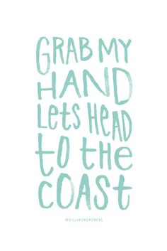 Take us to the coast and let our toes in the sea Words Quotes, Wise Words, Cute Quotes, Sayings, Summer Quotes, Beach Quotes, Happy Thoughts, Travel Quotes, Inspire Me