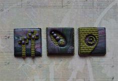 Polymer Clay Art Tiles