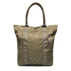 Maharishi Olive Maha Tote Bag