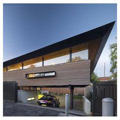 Facade Inspiration // Loving the combination of materials The Mullet House by March Studio @march_studio