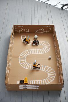 IKEA Deutschland | Viel Spaß mit deinen LILLABO Fahrzeugen aus Holz.