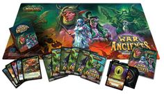 Timewalkers: War of the Ancients World Of Warcraft Tcg, Games To Play, Card Games, Cards, Maps, Playing Cards, Playing Card Games