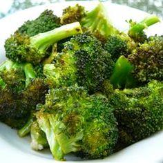 Baked Broccoli Allrecipes.com