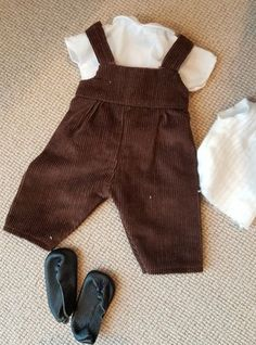 Annett's blouse and farm pants with vest - the shoes are black leather lace ankle boots worn by David; Trudi and Sofie Leather And Lace, Black Leather, Lace Ankle Boots, Overalls, Alice, That Look, David, Vest, The Originals