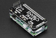 Raspberry Pi Zero Pimoroni Enviro pHAT Now Available From Adafruit - Geeky Gadgets