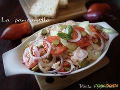 La Panzanella  #ricette #food #recipes