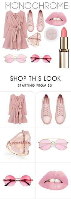 """Untitled #46"" by jayla-2006-1 ❤ liked on Polyvore featuring H&M"