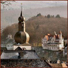 Arnsberg in winter - Germany