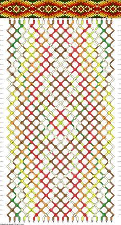 Colors: 7  Strings: 22  Rows: 40