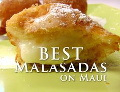 If you're looking for the perfect spot to grab a dozen Malasadas, look no further! But make sure to get them while their hot! #maui