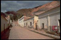Pueblo de la Quebrada de Humahuaca