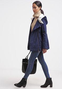 Even&Odd Winter jacket - dark blue - Zalando.co.uk