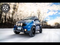 Great pictures from Chad Truss Photography - rally style Smart :)