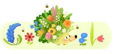 Équinoxe de printemps : Ce samedi 20 mars 2021, Google nous propose un Doodle printanier - Moteurs de recherche - Articles - TSO Autumnal Equinox, Vernal Equinox, Noctis, March Equinox, Viral Trend, Google Doodles, Fall Season, Holidays And Events, Art Inspo