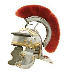 H-SAMA blog: Como fazer um capacete Romano / Grego