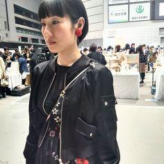 Red Earrings, Chef Jackets, How To Wear, Fashion, Moda, La Mode, Fasion, Fashion Models, Trendy Fashion