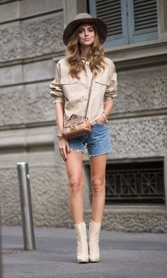 Best Outfit Ideas For Fall And Winter  Western style Fall trend 2016 | Shop the