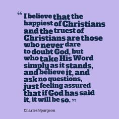 yes, that's so me!! My faith and trust is great in my creator!!