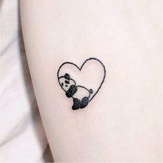 #srdce#panda