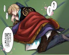 布もつけずに山姥切がうたた寝してるなんて・・・ - とうろぐ-刀剣乱舞漫画ログ