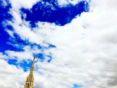 Tower, Clouds, Building, Travel, Outdoor, Life, Voyage, Outdoors, Lathe