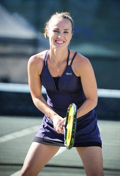 Martina Hingis. Another great tennis player.