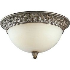 Progress Lighting Flush Mount Savannah Collection Ceiling Light Fixture New | eBay