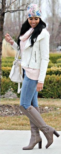 Bi-polar Winter Outfit