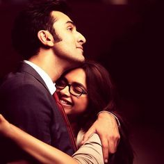 Kaisi Yeh Aashiqui Tumse Hi: Photo Bollywood Quotes, Bollywood Posters, Bollywood Couples, Bollywood Actors, Movie Couples, Couples Images, Cute Couples, Yjhd Quotes, Ranbir Kapoor Deepika Padukone