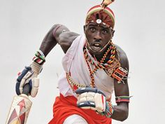 'Warriors' features young Maasai warriors discovering cricket. This likeable [sic] and engaging documentary combines two themes which seem at first to have little to do with each both. It is partly...
