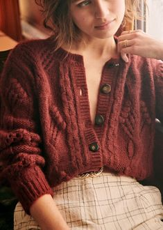 Gilet Eugenie - All For Remodeling İdeas Winter Wear, Autumn Winter Fashion, Style Me, Cool Style, Trendy Fashion, Fashion Outfits, Fashion Fashion, Mein Style, Inspiration Mode
