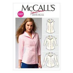 Mccall Pattern M6750 8-10-12-14-Mccall Pattern