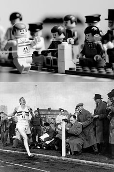 15 Classic Photographs Recreated in Lego