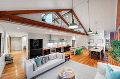 Ben and Nicole Roe Design a Private Residence in Clifton Hill, Australia